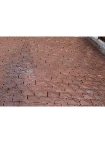 Pavele, pavaje beton curte pret producator model bruk 3
