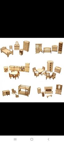 Кукольные домики ( мебель)