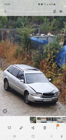 AUDI A4 2001 functional, eventual pt piese