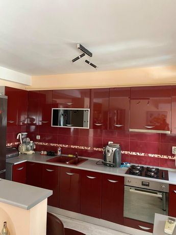 3 decomandate, etajul2, Gradina cu Magnoli, mobilat, Lux, 400€