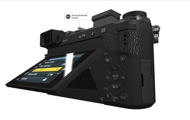 Panasonic LUMIX DMC-GX80, за 269 990 тг. 4K-видео, стаб Два объектива.