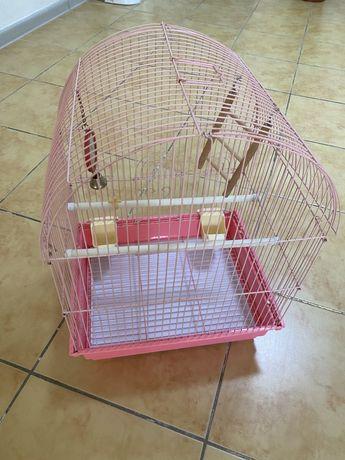 Клетка доя попугаев