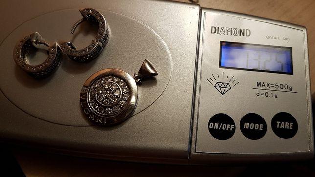 Pandantiv si cercei argint 925