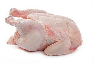 Домашнее мясо курицы