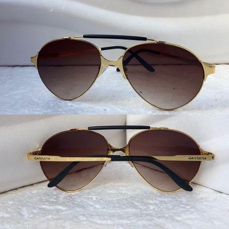 Carrera 124 авиатор мъжки слънчеви очила УВ 400