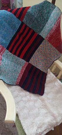 Плетено одеялце ( одеал)