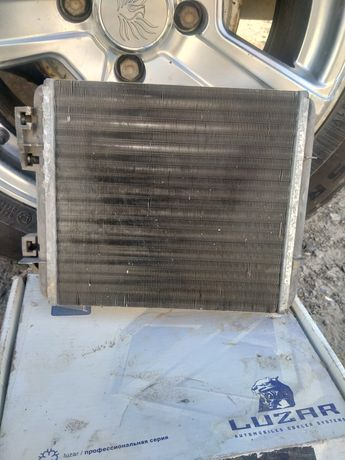 Жигули пешішінің радиаторы, Luzar.