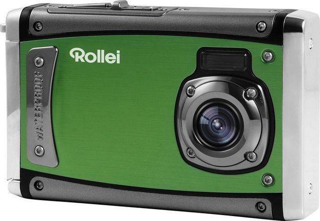 Rollei sportline 80 si Nikon Coolpix S9300 HD,baterie ,alimentator toc
