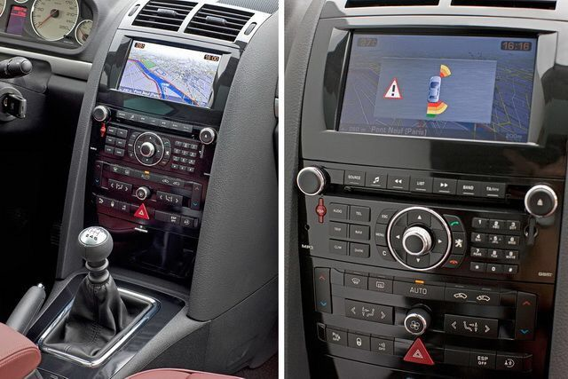 CITROEN CD Navigatie RT3 Europa + ROMANIA 2018