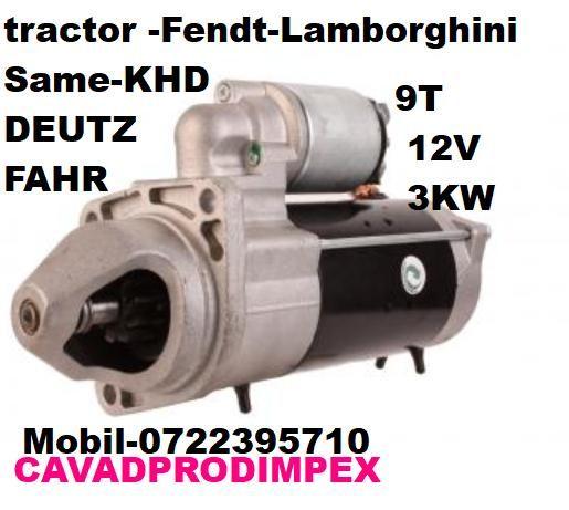 Electromotor tractor Fendt,Lamborghini,Same -KHD,DEUTZ-FAHR