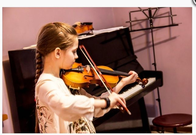 Репетиторство по классу скрипка