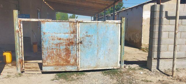 Продаю ворота в селе степном