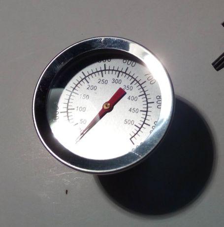 Термометр биметаллический 50-500°С в духовку на мангал