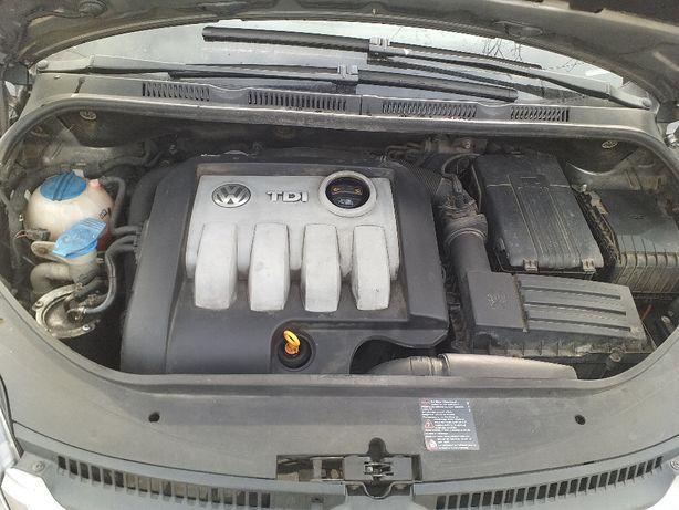 Motor fara anexe VW 1.9 tdi Cod: BXE