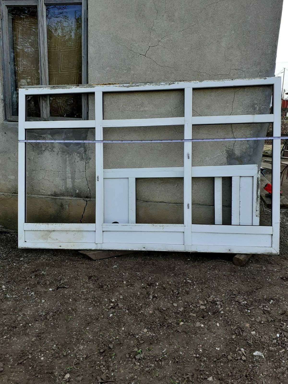 Balcon tamplarie PVC GEALAN