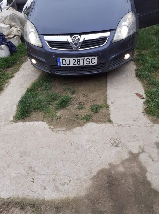 Opel Zafira B 1.9cdti 150cp Craiova - imagine 1