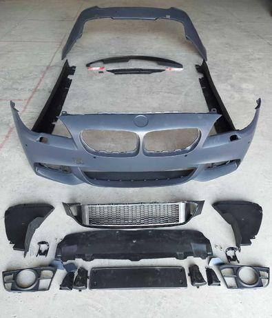 Обвесы BMW F10 М-tech и М5