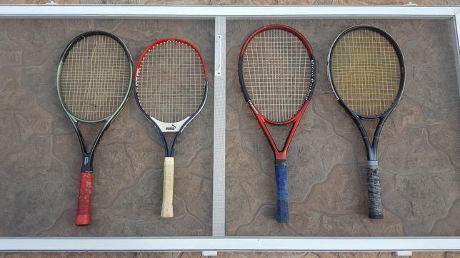 Rachete huse tenis de camp