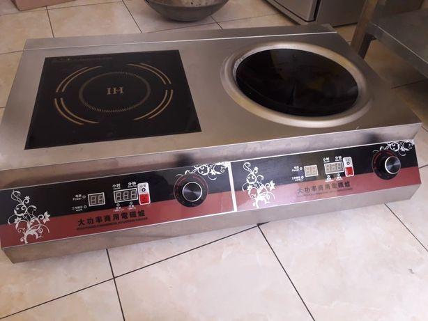 Продам индукционную ВОК плиту