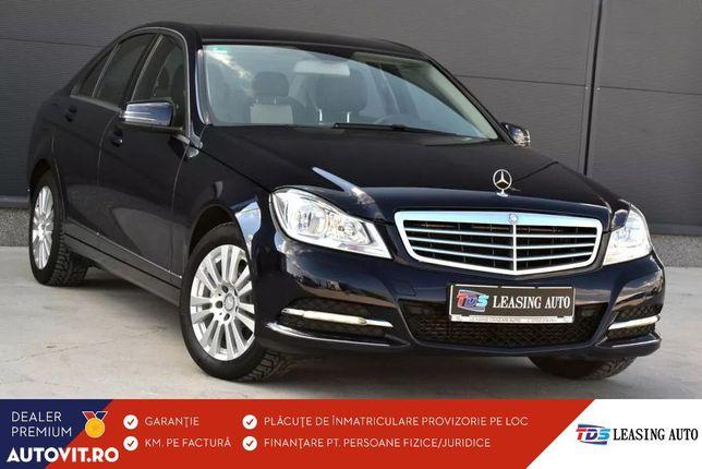 Mercedes-Benz C Cash/LEASING/ 170 CP /GARANTIE/Navigatie/12138 EurTva inclus