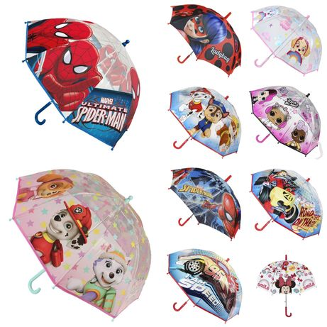 Детски чадъри Disney/ Nickelodeon/ Marvel
