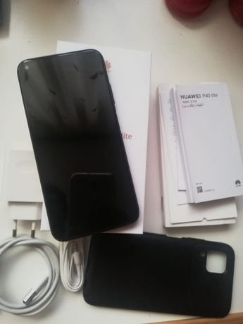 Huawei p40 lite negru