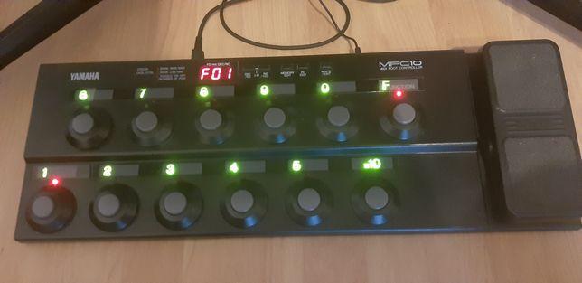 Pedala midi controller pentru clape, proc. chitara etc..