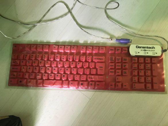 Сгъваема клавиатура