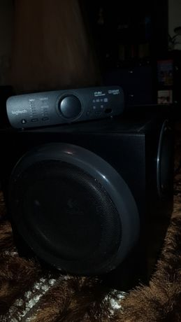Logitech z906 sistem audio - fara sateliti