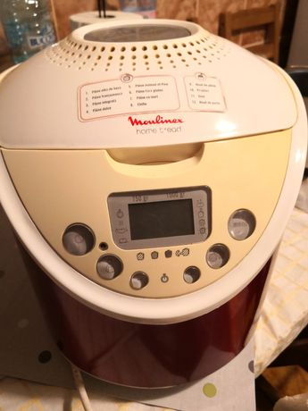 Mașina de pâine Moulinex OW302531
