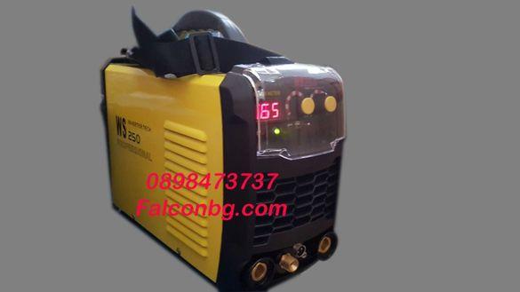 Електрожен с аргон WS-250A