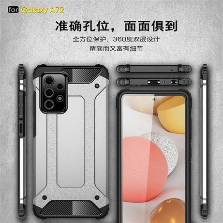 Удароустойчив кейс гръб Samsung Galaxy A72 A52 A42 A32 A22 A12 A02s