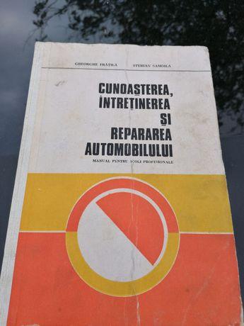 Manual cunoașterea, întreținerea și repararea automobilului ediția1981