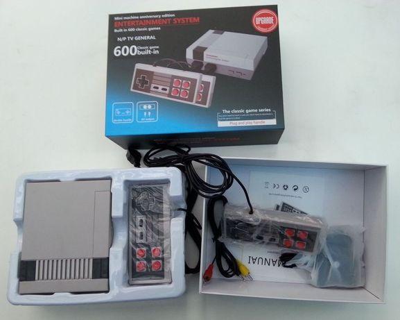 Телевизионна Игра с 600 Вградени Класически Игри Тип Nintendo/Нинтендо
