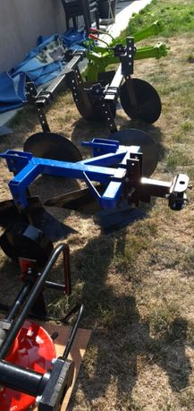 Plug agricol 2 trupite pt motocultor 10 - 18 CP