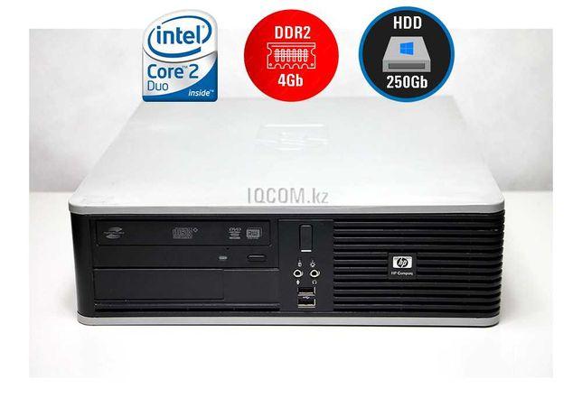 Офисный компьютер Core2DUO  E8500 4Gb  250Gb   Алматы