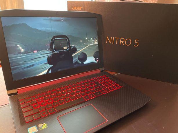 Игровой ноутбук Асer Nitro 5 AN515-52