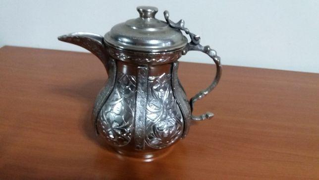 ceainic alamă nichelat 800 ml