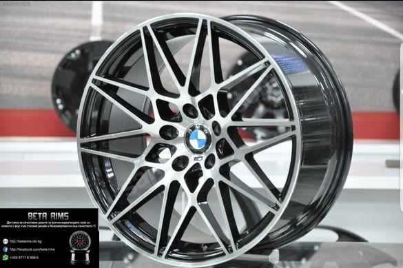 "Джанти за БМВ M4 GTS 666M 5X120 18""19""20"" F10 F30 E90 E92 E46 BMW 666M"
