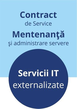 Servicii mentenanta IT Reparatii calculatoare Oradea