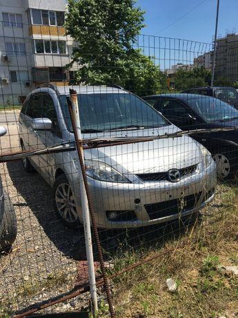 Мазда 5 2.0D 143кс '07г Mazda 5