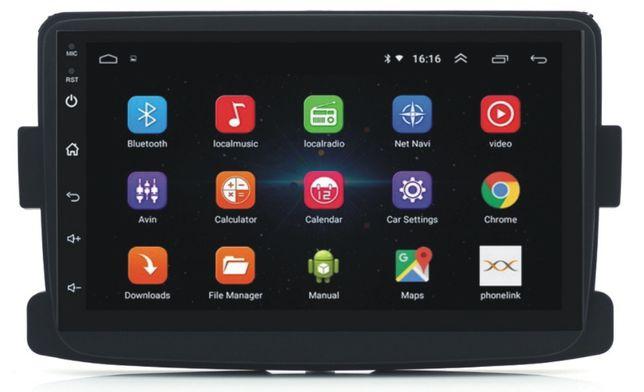 Navigatie Android , 2Din Dokker,Lodgy,Sandero,Duster,Logan,Renault