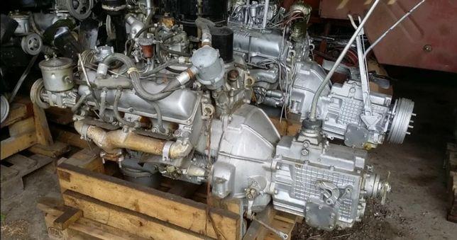 Двигателя Зил Газ Уаз