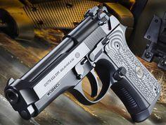 Pistol Airsoft *UNICAT* Beretta/Taurus Modificat 4J