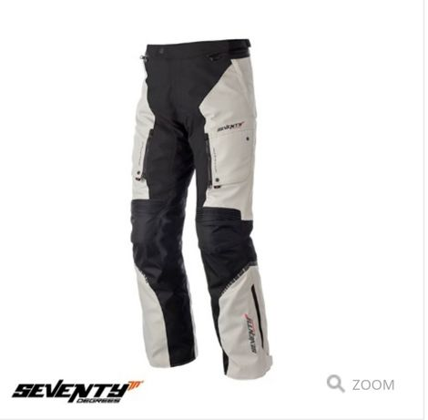 Pantaloni moto Seventy Degrees