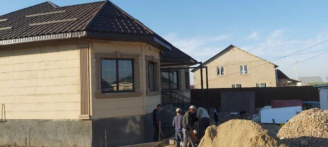 Выполняем фасадные работы