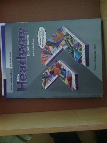 Учебници и работни тетрадки-Headway Oxford English Course
