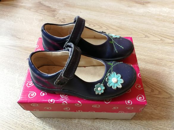 Детски обувки за момиче Кларкс размер 25