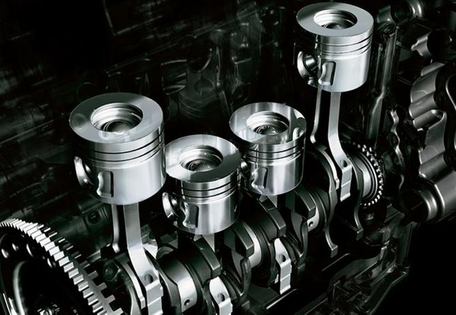 Производим ремонт двигателей.