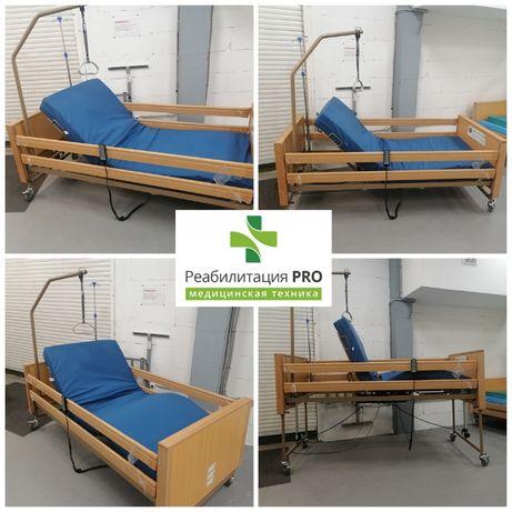 Медицинская функциональная кровать для лежачих больных